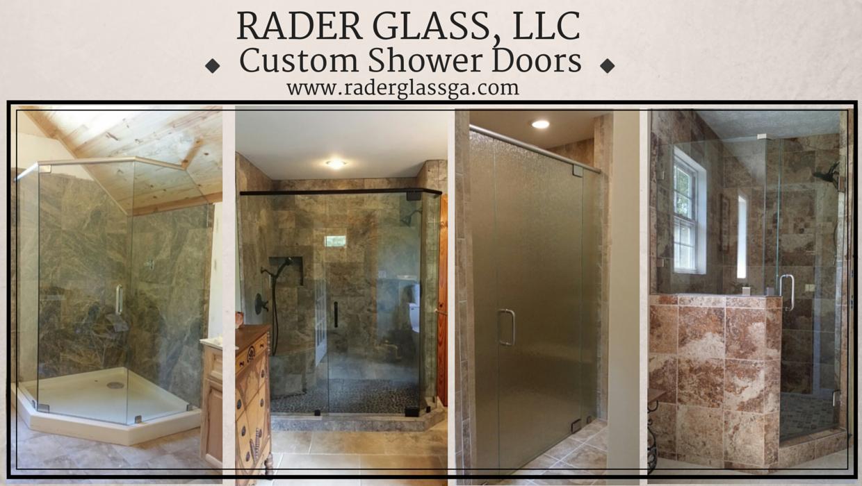 Shower Tub Enclosures Rader Glass Llc